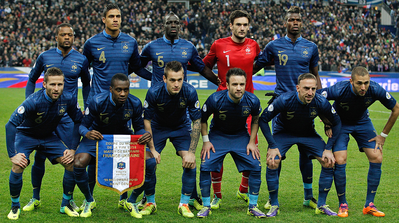 Frankreich Nationalmannschaft