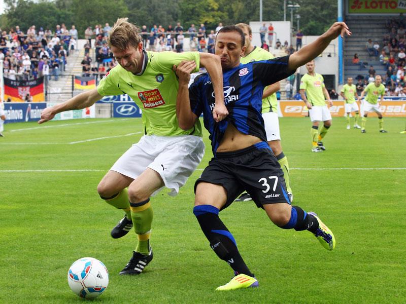 1860 Gegen St Pauli