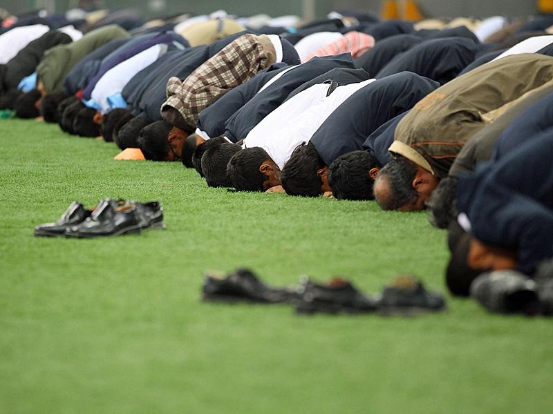 Gebet Muslim