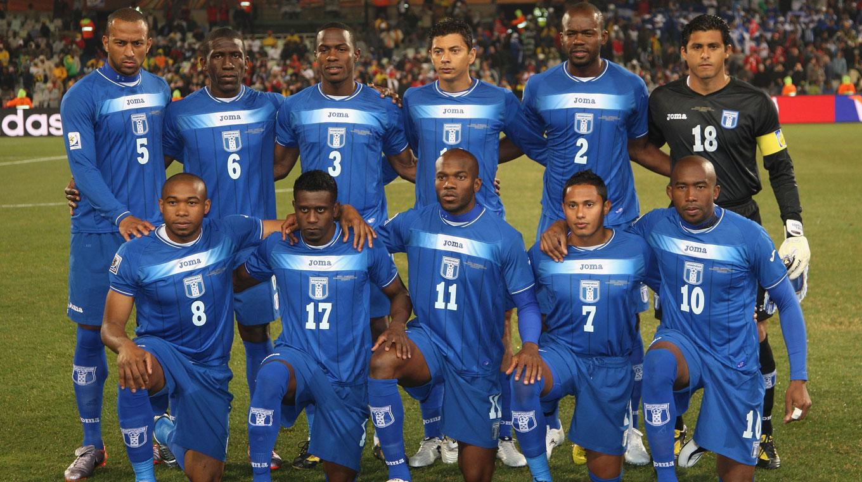 Honduras Nationalmannschaft