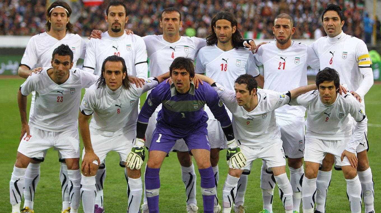 Iran Nationalmannschaft