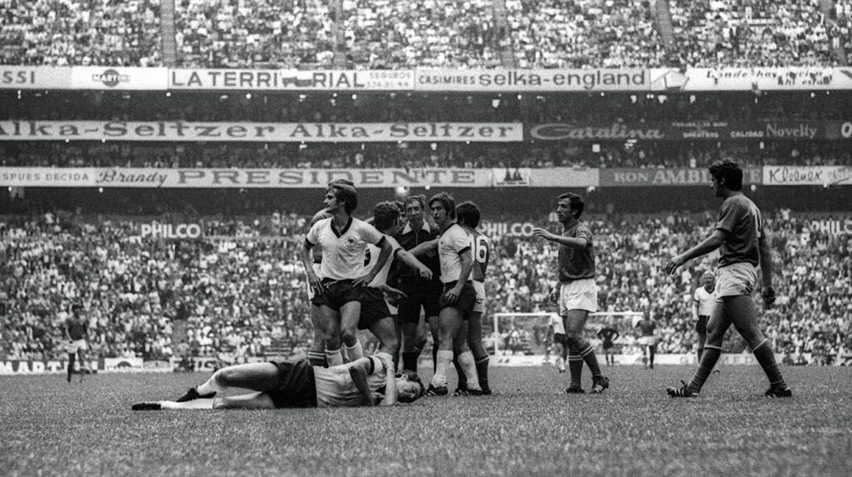 Deutschland Gegen Italien 1970 Das Jahrhundertspiel Dfb Deutscher Fussball Bund E V