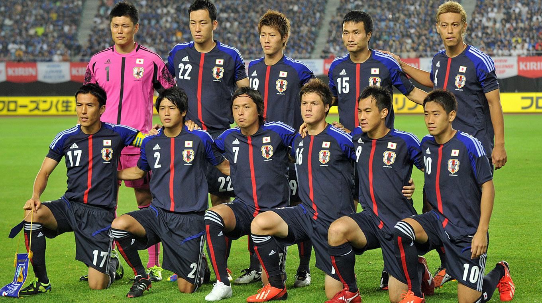 japan fußball nationalmannschaft