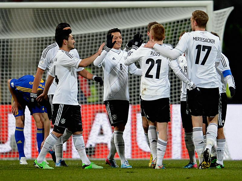 DFB-Team: Twitter-Kanal jetzt mit 250.000 Followern :: DFB ...