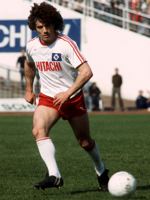 F R Immer Mighty Mouse Hsv Legende Kevin Keegan Dfb