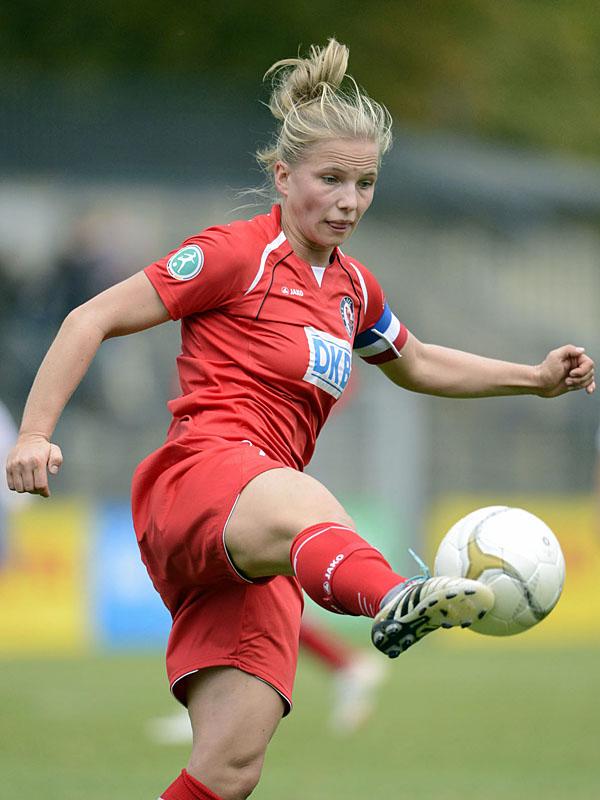 Tabea Kemme: Das wird ein hochklassiges Spiel :: DFB