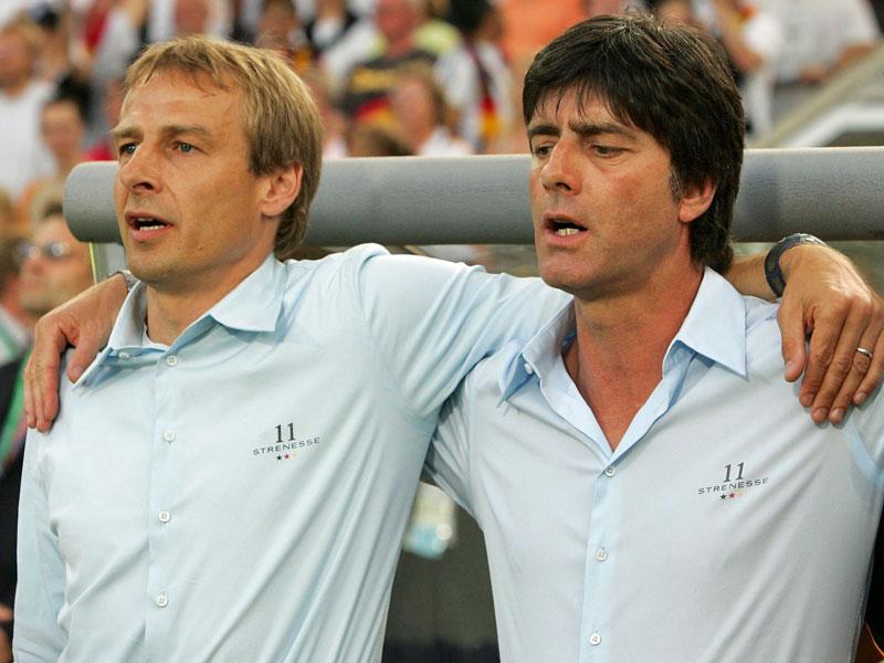 Klinsmann Löw