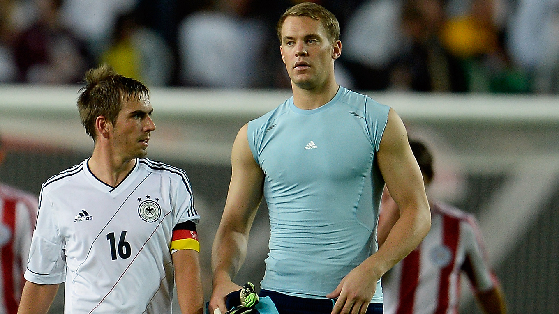 Manuel Neuer Philipp Lahm