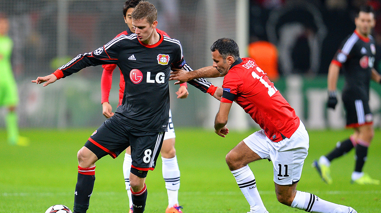 Leverkusen Droht In Der Champions League Das Aus DFB