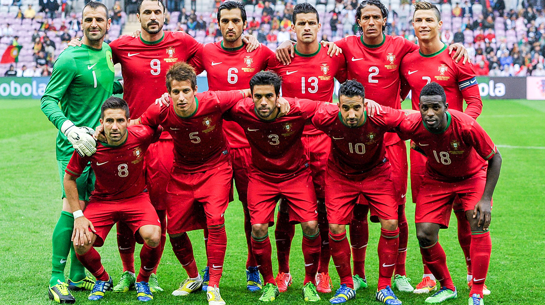 portugal fußballmannschaft