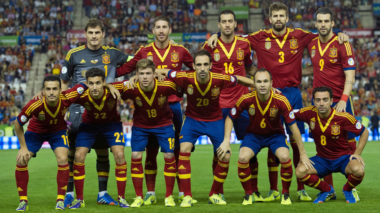 Spanische Mannschaften