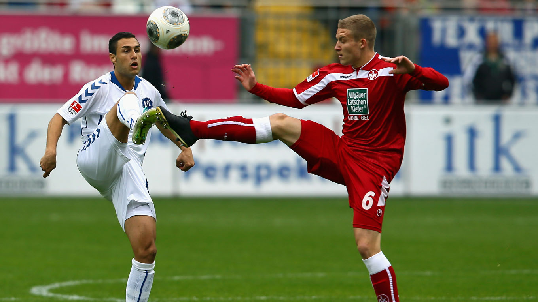 Kaiserslautern Gegen Karlsruhe